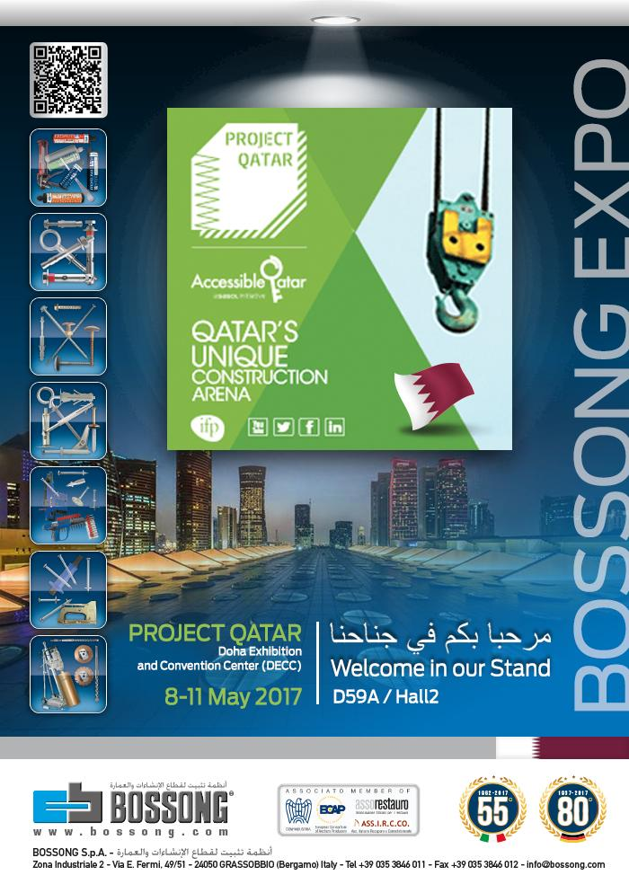 Bossong at Project Qatar 2017