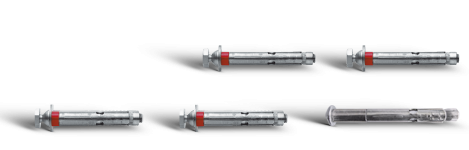 ARB Bossong no screwing expansion anchors