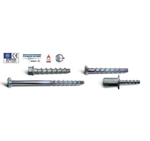 Bossong concrete screw CLS-CE