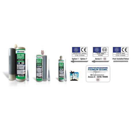 EPOXY21 Bossong pure epoxy resin ETA CE