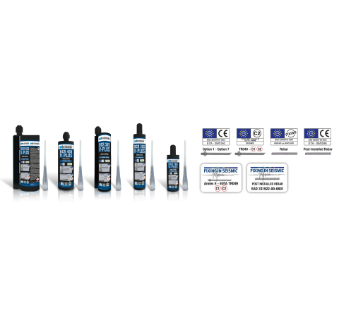 V-PLUS Vinylester resin stryrenfree ETA-CE