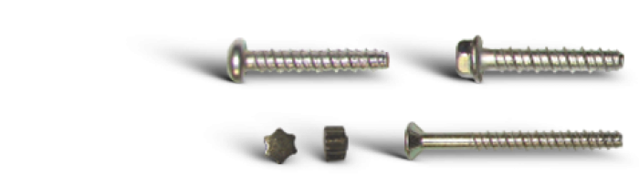 CLS Bossong Screws for concrete