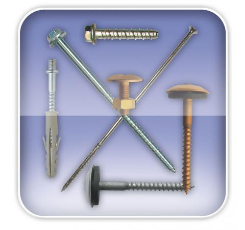 Fixing with screws